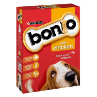 Bonio Chicken Dog Biscuits 1kg