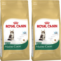 Royal Canin Breed Nutrition Maine Coon 36 Kitten Food 10kg x 2