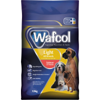 Wafcol Salmon & Potato Light Dog Food 12kg