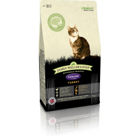 James Wellbeloved Turkey Senior Cat Food 4kg x 2