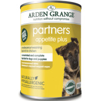 Arden Grange Partners Appetite Plus Dog Food 395g x 12