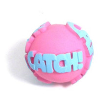 Rosewood Jolly Doggy Ball Puppy Toy Pink