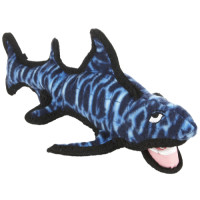 Tuffy Sea Creatures Shark Dog Toy