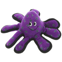 Tuffy Sea Creatures Octopus Dog Toy