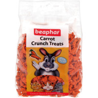 Beaphar Small Animal Carrot Crunch Treats 150g 150g
