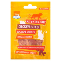 Good Girl Kitty Delishy 30g Chicken Bites