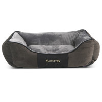 Scruffs Chester Box Dog Bed Extra Large - Graphite