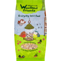 Waitrose Woodland Friends Everyday Bird Food 1kg