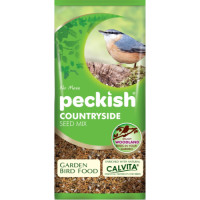 Peckish No Mess Countryside Mix Bird Food 2kg
