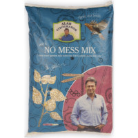 Alan Titchmarsh No Mess Seed Mix Wild Bird Food 4kg