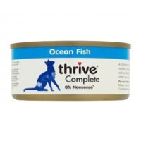 Thrive Complete 100% Ocean Fish Adult Cat Food 75g x 12