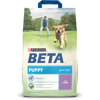 BETA Lamb & Rice Puppy Food 2.5kg