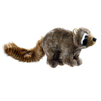 Hunter Wildlife Raccoon Dog Toy 43cm