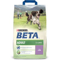 BETA Lamb & Rice Adult Dog Food 2.5kg