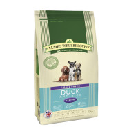 James Wellbeloved  Duck & Rice Small Breed Senior Dog Food 1.5kg