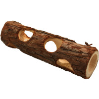 Happy Pet Wooden Adventure Tunnel Large