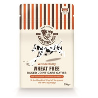 Laughing Dog Oven Baked Joint Care Oaties Treats 250g