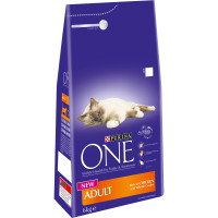 Purina ONE Chicken & Whole Grains Adult Cat Food 6kg
