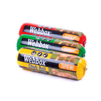 Webbox Supreme Chub Rolls Dog Food 12 x 800g