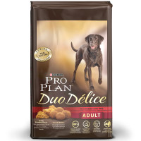 PRO PLAN Duo Delice Beef & Rice Adult Dog Food 10kg