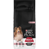 PRO PLAN with OPTIDERMA Sensitive Skin Adult Dog Food 14kg