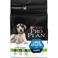 PRO PLAN OPTISTART Chicken Large Athletic Puppy Food 3kg