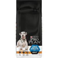 PRO PLAN with OPTIHEALTH Large Breed Athletic Adult Dog Food 14kg