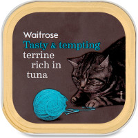 Waitrose Special Recipe Terrine with Tuna & Shrimp 100g x 16