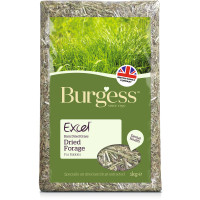Burgess Excel Barn Dried Grass Forage 1kg