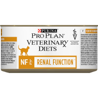 PURINA VETERINARY DIETS Feline NF Renal Function Cat Food 195g x 48 Tins