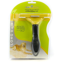 Furminator Dog Deshedding Tool Large Dog Long Hair