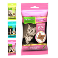 Natures Menu Cat & Kitten Treats 60g Salmon & Trout