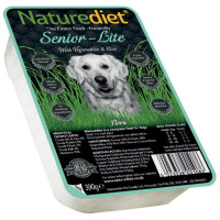 Naturediet Senior Lite Dog Food 390g x 72