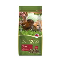 Burgess Excel Nuggets Cranberry & Ginseng Mature Rabbit Food 2kg