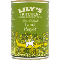 Lilys Kitchen Slow Cooked Lamb Hotpot Dog Food 400g x 6