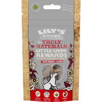 Lilys Kitchen Truly Natural Little Liver Dog Chews 40g
