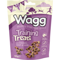 Wagg Training Treats Chicken, Beef & Lamb