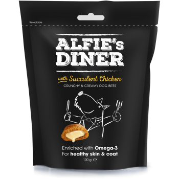 Mark & Chappell Alfies Diner Dog Treats