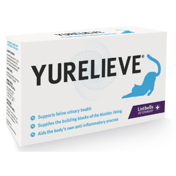 Yurelieve Bladder Capsules for Cats