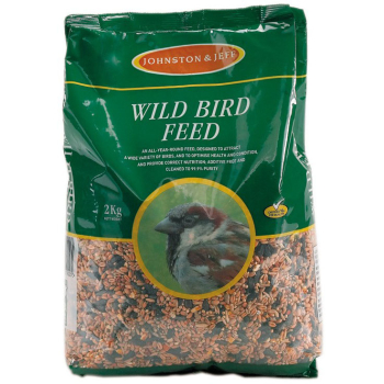 Johnston & Jeff Wild Bird Food
