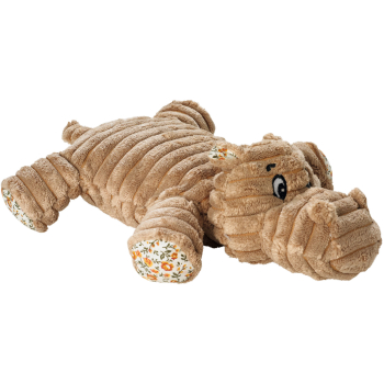 Hunter Huggly Amazonas Hippo Dog Toy