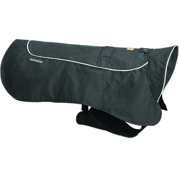 Ruffwear Aira Rain Coat Grey Dog Jacket