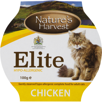 Natures Harvest Elite Chicken Cat Food