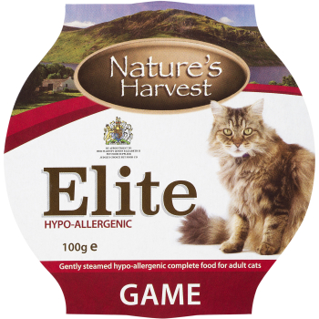 Natures Harvest Elite Game Cat Food