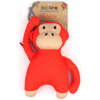 Beco Michelle the Monkey Dog Toy