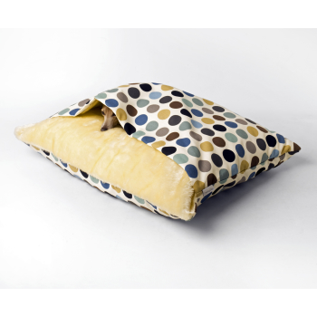 Waitrose Exclusive Charley Chau Luxury Great Spot Duck Egg Snuggle Bed