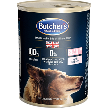 Butchers Specialist Beauty with Salmon Dog Food