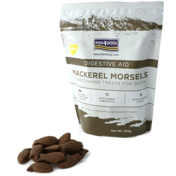 Mackerel Morsels Mackerel Morsels Digestive Aid Dog Treats