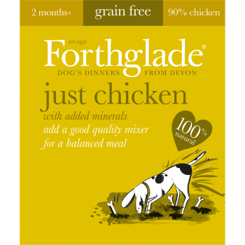 Forthglade Just Chicken Dog Food