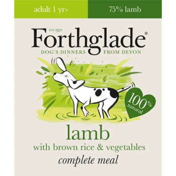 Forthglade Complete Lamb Adult Dog Food